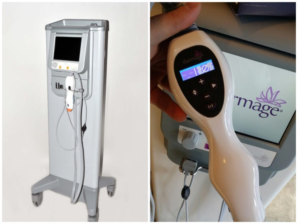 THERMAGE RF CPT SOLTA MEDICAL